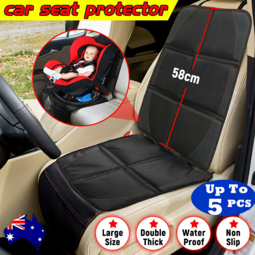 Large Car Baby Seat Protector Cover Cushion Anti-Slip Waterproof Car Seat Cover