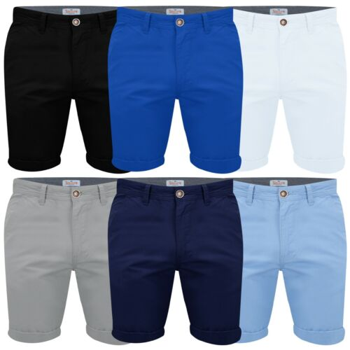 Stallion Men's Summer Chino Shorts (FOR BEST FIT SEE ATTACHED DESCRIPTION) <br/> FREE FAST SHIPPING + UP TO 20% OFF