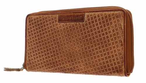 bruno banani Zip Around Wallet Wichita Zip Around Wallet Cognac