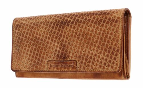 bruno banani Wallet With Flap Quer Wichita Wallet With Flap Quer Cognac