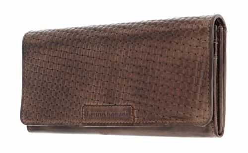 bruno banani Wallet With Flap Quer Wichita Wallet With Flap Quer Brown