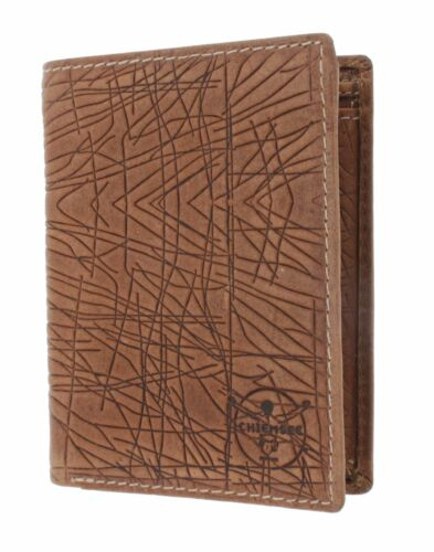 Wallet With Flap CHIEMSEE Criss / Cross Wallet With Flap Cognac