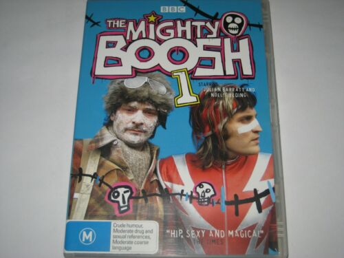 THE MIGHTY BOOSH 1 DVD R4 NEW