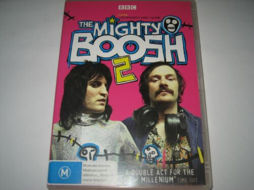 THE MIGHTY BOOSH 2 DVD R4 NEW