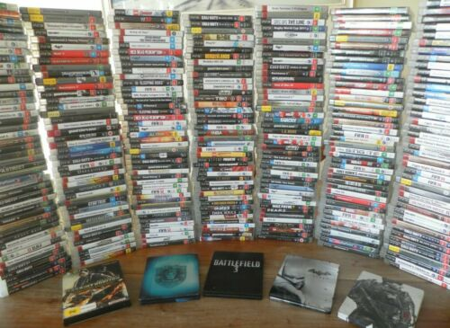 Playstation 3 (PS3)  Games Select Your Title FREE POSTAGE