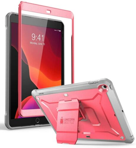 CASE for iPad Pro 10.2 (2019) 7th Generation [Heavy Duty] Full-Body Rugged Cover