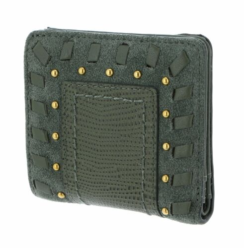 FOSSIL Logan Small Bifold Aloe Over The Top