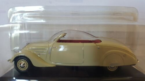 PEUGEOT 402 Eclipse 1936 - fabrication NOREV - NEUF sous blister au 1/43