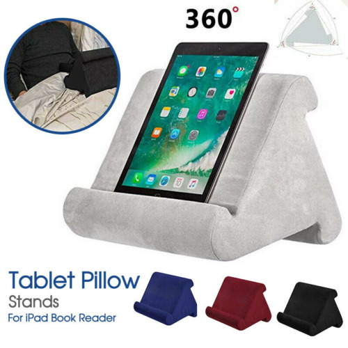 iPad Book Reader Stands Tablet Pillow Holder Rest Laps Reading Cushion AU