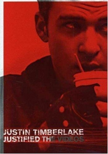 JUSTIN TIMBERLAKE Justified The Videos DVD BRAND NEW+SEALED