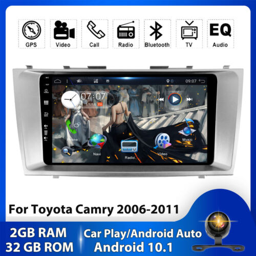 Car Stereo For Toyota Camry Aurion Android 10.0 GPS Navigation HeadUnit WIFI 32G