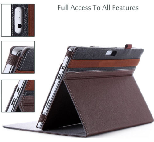 Case For Microsoft Surface Pro 7/6/4/3/ Pro LTE Compatible Type Cover Keyboard