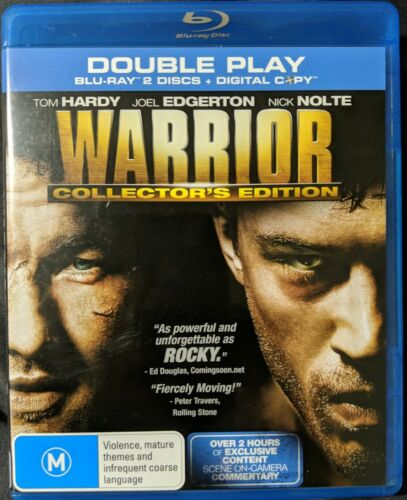 Warrior  Collector's Edition. Blu-ray