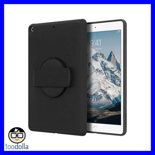 GRIFFIN AirStrap 360, Protection case with built in hand carry strap, iPad 10.2