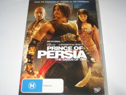 PRINCE OF PERSIA DVD R4 NEW