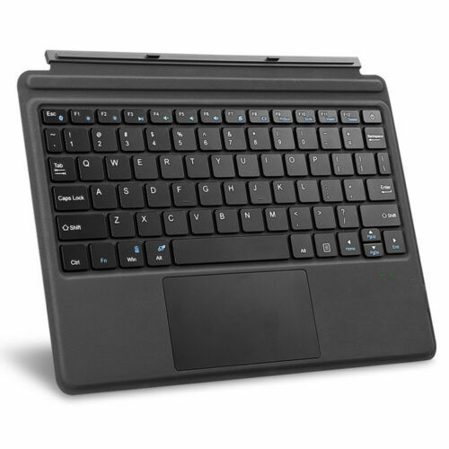 """AU for Microsoft Surface Go 10"""" Go 2 10.5"""" Wireless Magnetic Touchpad Keyboard"""