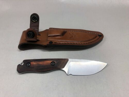 NEW Benchmade 15017 Hidden Canyon Hunter Fixed Blade Hunting Knife CPM-S30V