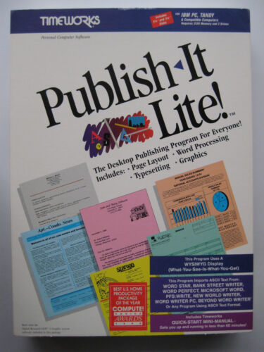 Publish it Lite