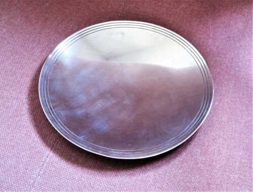 """MARKED TIFFANY & CO STERLING SILVER WINDHAM 8"""" COOKIE TRAY #23117 M MARK 11 OZT"""