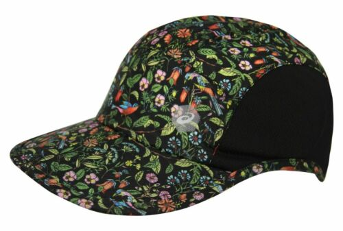 Asics LP Cap Unisex Fitness & Training Headwear Floral Pattern 155265 0904 A33A