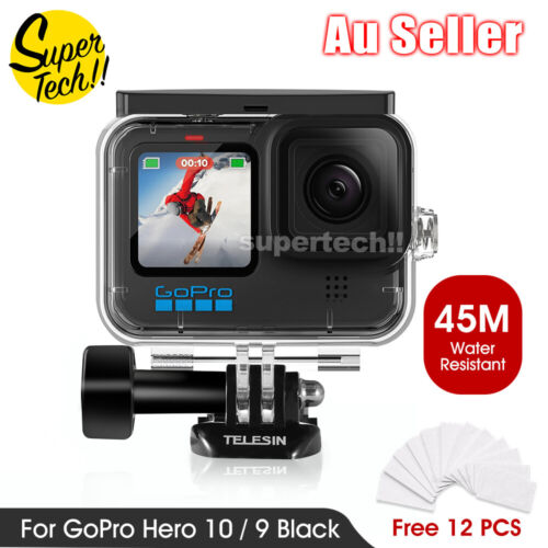 Waterproof Diving Camera Accessories Protective Housing Case For GoPro Hero 9