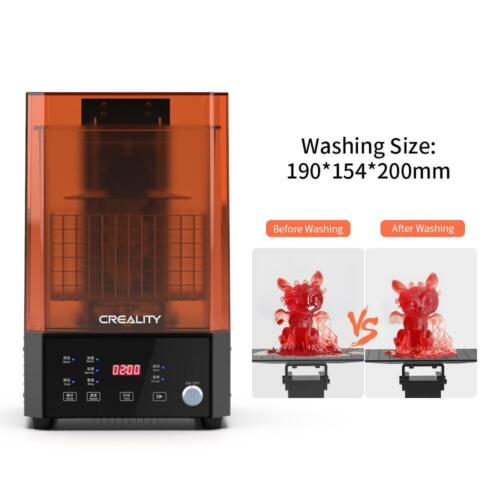 Creality UW-01 Washing Curing Machine UV Source for Resin 3D Printer AU Stock