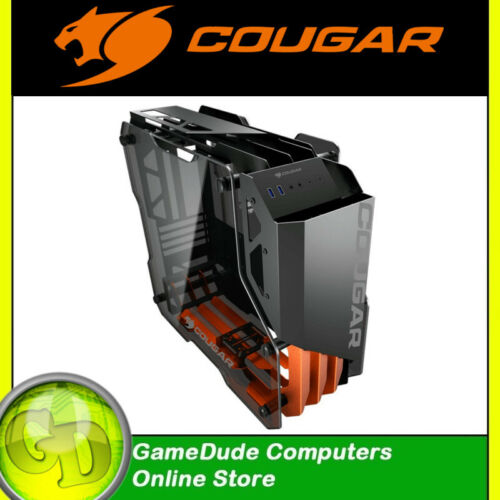 COUGAR BLAZER ESSENCE Open Frame Tempered Glass Mid Tower Case - CGR-5LMHO [3]