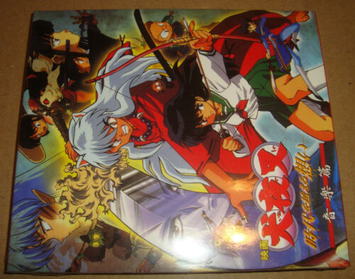 CD INUYASHA THE MOVIE: AFFECTIONS TOUCHING ACROSS TIME MUSIC... MICA-0037