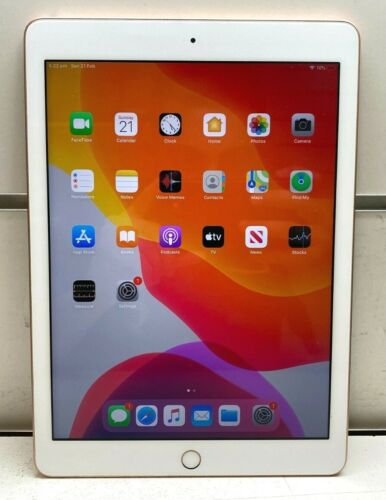 Apple iPad 6th Generation A1893 MRJN2X/A 32Gb Wi-Fi Tablet - Bids From $1