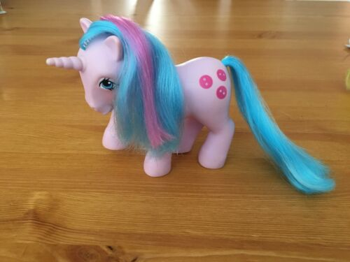 My little pony G1 Buttons *deflocked*