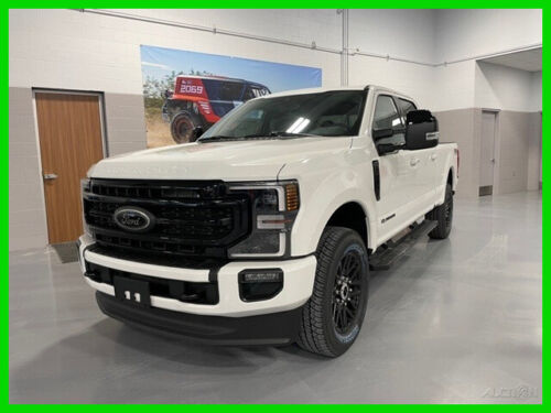 2021 Ford F-250 Lariat 2021 F-250 Lariat 4x4 6.7 Lariat Black Appearance Package