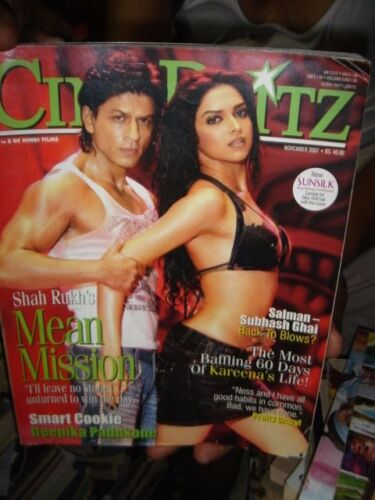 INDIA  -   CINE BLITZ   C TO Z OF HINDI FILMS - NOV 2007 -  PAGES 236