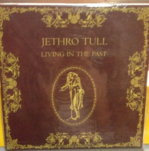 JETHRO TULL Living In The Past Double Album Released 1972 Vinyl/Record  USA USA