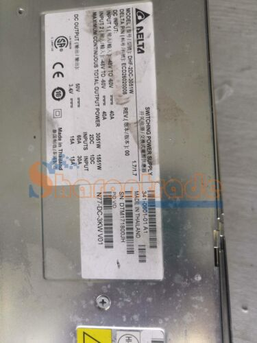 ONE used Cisco N77-DC-3KW DC power supply