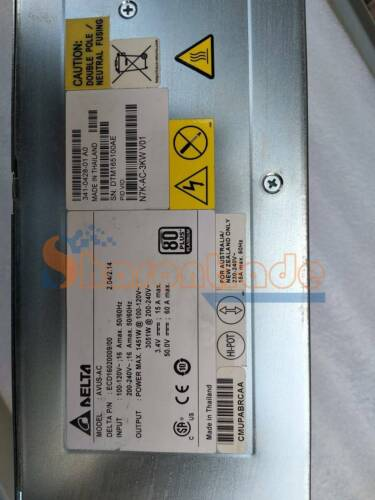 ONE For Cisco series power supply N7K-AC-3KW USED