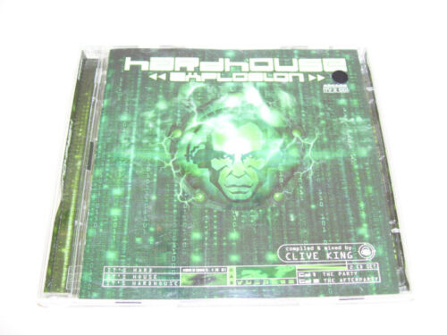 Hardhouse Explosion Mixed Clive King ARCADE 2CD 2000