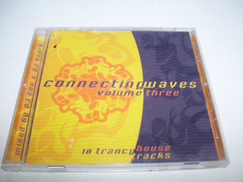 Connecting Waves Volume Three 3 DJ Ron & André  CD 1999
