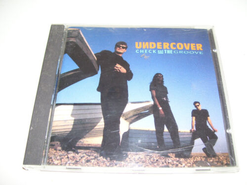 Undercover - Check Out The Groove GERMANY CD 1992