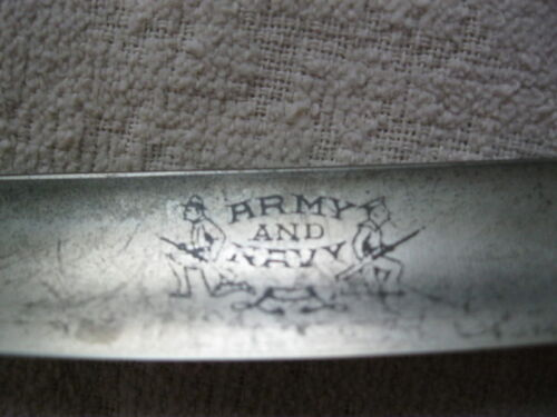 LAKESIDE CUTLERY, CHICAGO, ARMY AND NAVY STRAIGHT RAZORPersonal, Field Gear - 13974