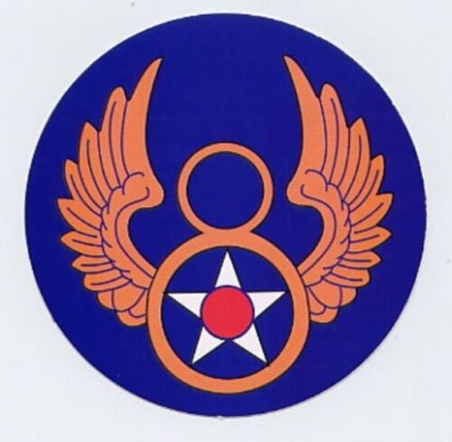 8th US ARMY AIR FORCE