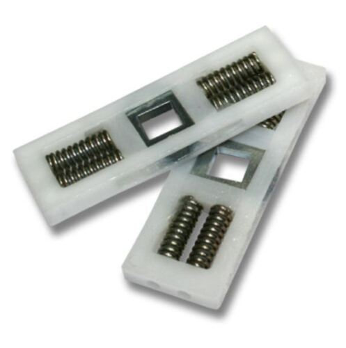 Replacement Springs For UPVC Door Handles. 2 Double Spring Cassettes