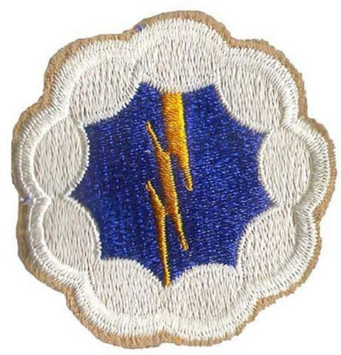 US ARMY WWII 9TH AIRBORNE DIVISION UNIT PATCH (REPRODUCTION) Other Militaria - 135
