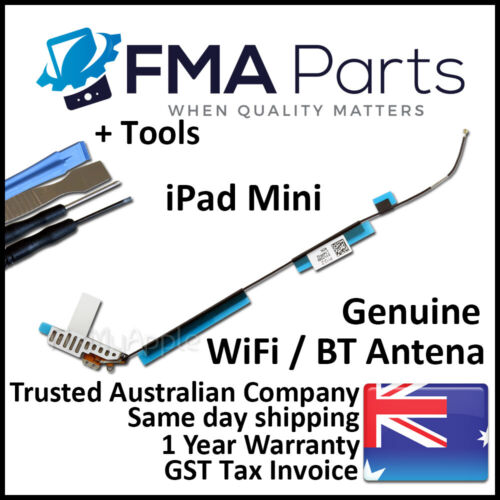 iPad Mini OEM WiFi Bluetooth Antenna Signal Flex Cable BT Wi-Fi Replacement Tool