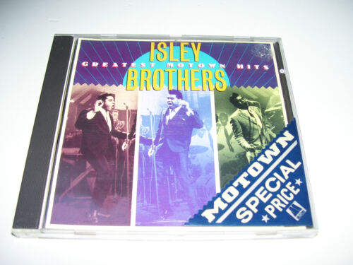 Isley Brothers - Greatest Motown Hits * MOTOWN CD GERMANY 1988 *