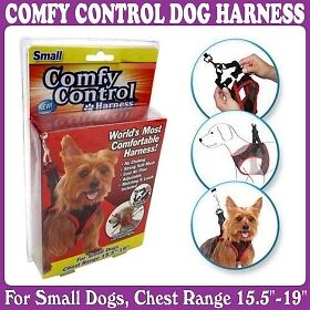 Comfy Control for Small Dogs Dog As Seen on TV Pet Puppy <br/> Paypal Accepted✔Same Business Day*Dispatch✔Powerseller✔