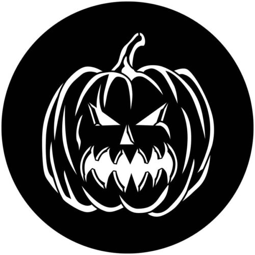 Stock Gobo Size E 37.5mm Party Halloween Scary Pumpkin Glass