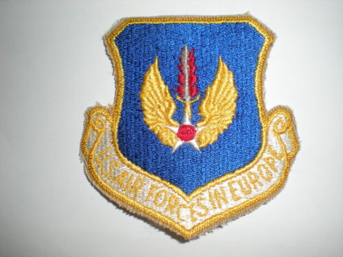 USAF UNITED STATES AIR FORCES IN EUROPE USAFE PATCH - COLORAir Force - 66528
