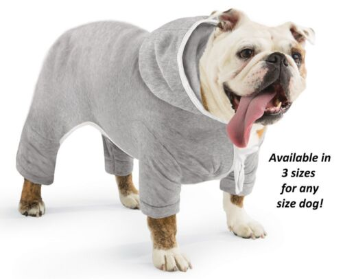 Doggie Jogging Suit with Hoodie Large