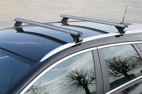 BARRE PORTATUTTO SUPERBRIDGE PREALPINA CITROEN C3 PICASSO DAL 2009 CON RAIL