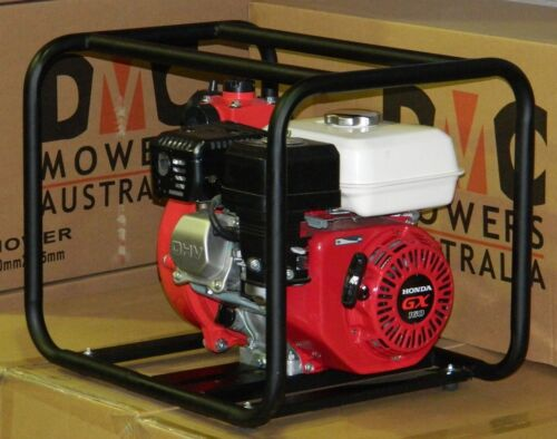 Fire Fighting Petrol Water Transfer Pump GX160 TWIN IMPELLER WITH A HONDA ENGINE